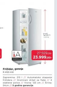 Frižider R4120 AW