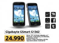 Mobilni Telefon Gigabyte Gsmart G1362 Dve Sms Kartice