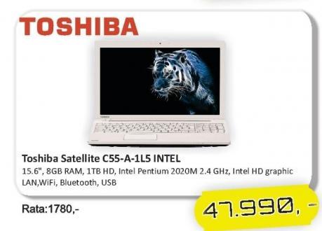 Laptop Satellite C55-A-1l5