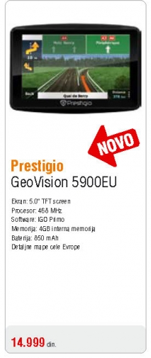 Navigacija  5900EU