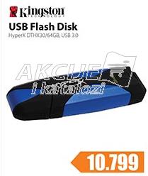 Usb Flash Memorija HyperX DTHX30/64GB