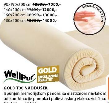 Naddušek Gold