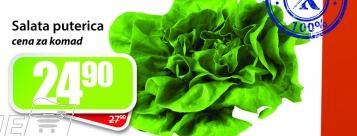 Zelena salata puterica
