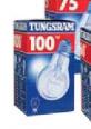 Sijalica 100W, Tungsram