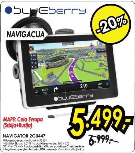 Navigator 2G0447