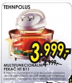 Multifunkcionalni pekač HT B11