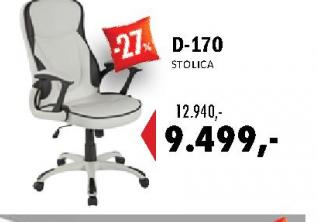 Stolica D-170