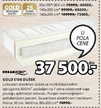 Dušek Gold S100