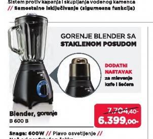 Blender B600B