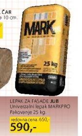 Lepak za fasade Jub MarkPro