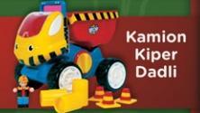Kamion kiper Dadli Wow