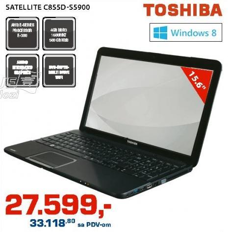 Laptop Satellite C855d-S5900