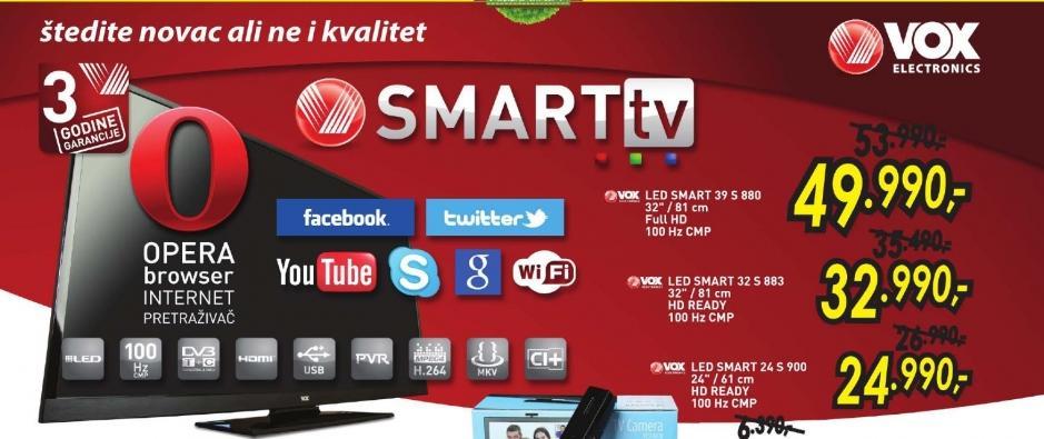 Televizor LED 32S883