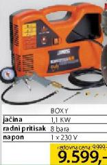 Klipni kompresor Boxy