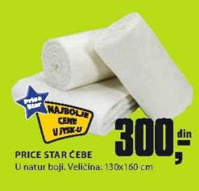 Ćebe Price Star