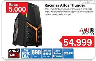 Računar Altos Thunder