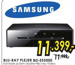 Blu-ray plejer BD-ES5000