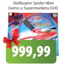 Helikopter Spider-Man