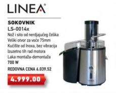 Sokovnik LS-0014x