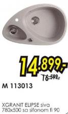 Sudopera X Granit M113013