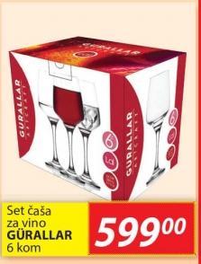Čaše za vino