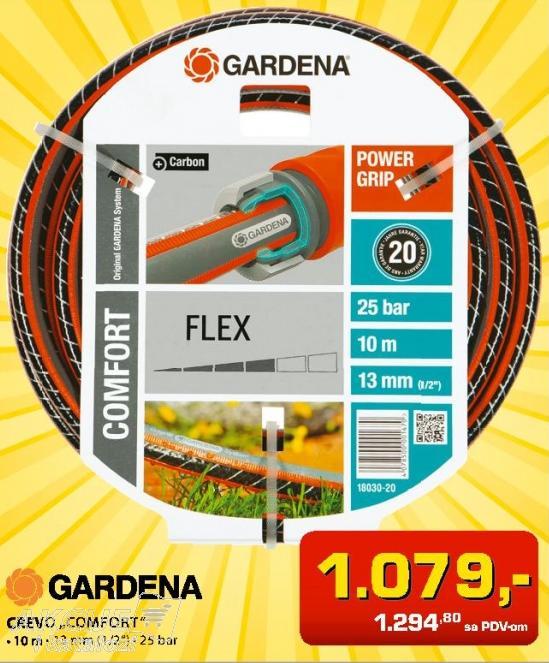Crevo Comfort Gardena