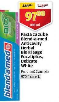 Pasta za zube Eukaliptus