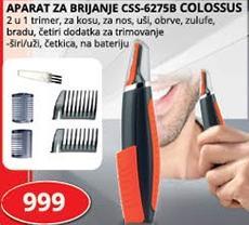 Aparat za brijanje CSS-6275B