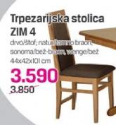 Trpezarijska stolica ZIM 4