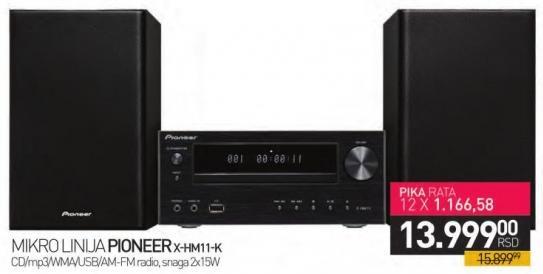 Mini linija X-HM11-K