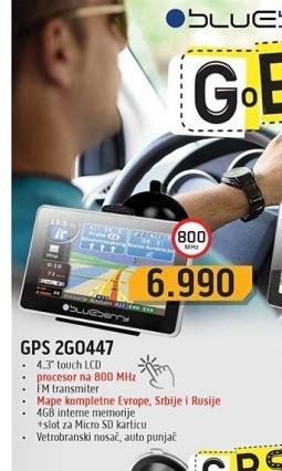GPS Navigacija 2GO447