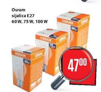 Sijalica E27, 60W