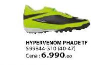Fudbalske kopačke Hypervenom phade TF