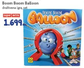 Igračka Boom Boom Baloon