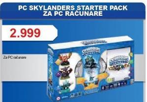 PC skylander starter pack