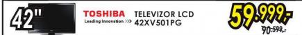 Televizor  LCD 42XV501PG