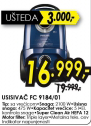 Usisivač FC 9184/01