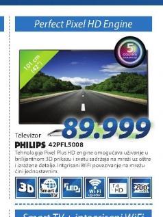 Televizor 42PFL5008K