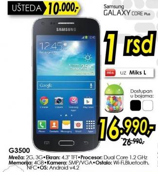 Mobilni telefon Galaxy Core Plus G3500