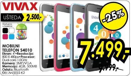 Mobilni telefon S4010