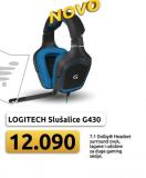 Slušalice G430