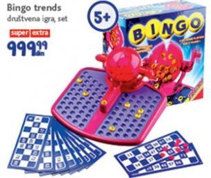 Igračka Bingo trends