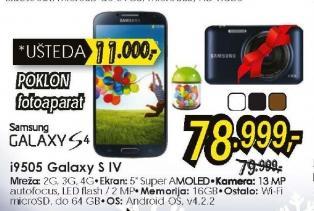 Mobilni Telefon galaxy I9505 S4