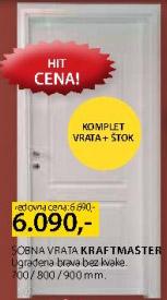Sobna vrata Kraftmaster