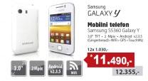 Mobilni telefon Galaxy Y S5360