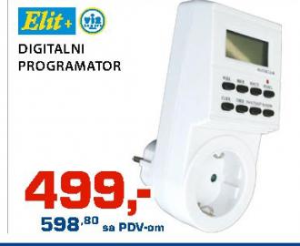 Digitalni programator