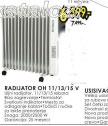 radijator OH 11 V
