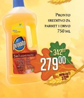 Sredstvo za čišćenje podova legno polito