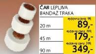 Lepljiva bandaž traka Čar 45m
