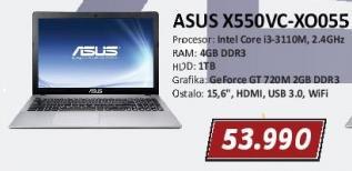 Laptop X550vc-Xo055
